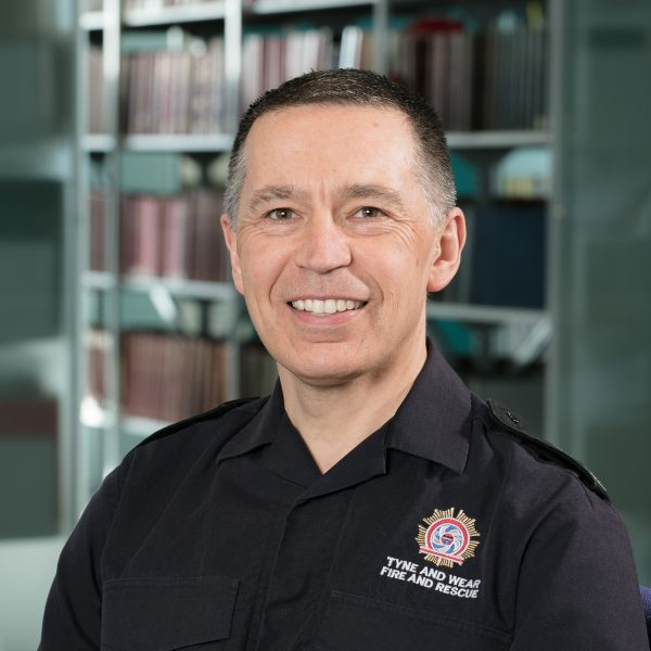 Fire Safety Expert, Bruce Patterson