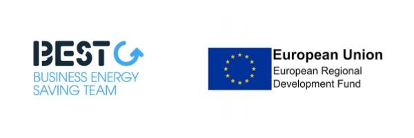 BEST and ERDF logos