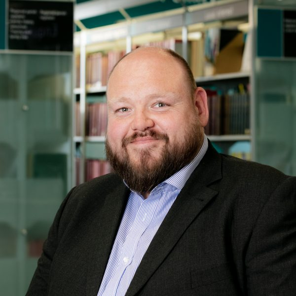 Cyber Security Expert, Jon Hudson